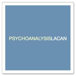 PsychoanalysisLacan – Online – Lacan Circle Australia