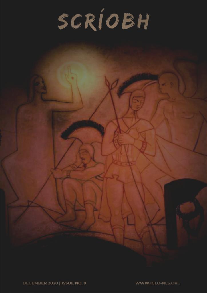 SCRIOBH #9 – Online – ICLO