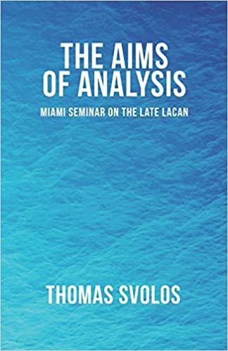 T. Svolos: The Aims of Analysis